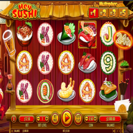 Hey Sushi Slot Review