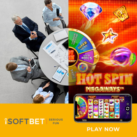 iSoftBet set for a scorching sequel in Hot Spin series – Hot Spin Megaways™