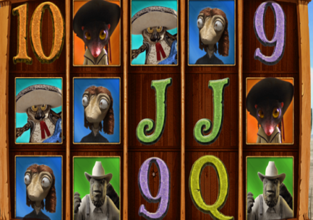 Jackpot Rango Slot Review