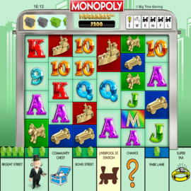 Monopoly Megaways Slot Review