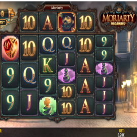 Moriarty Megaways Slot Review