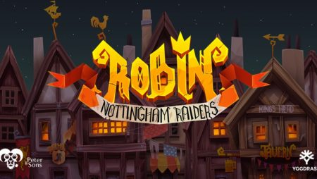 Yggdrasil launches Peter & Sons' adventure sequel Robin – Nottingham Raiders