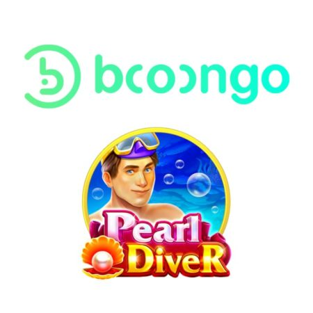 Booongo searches the deep blue sea for wins in Kendoo collaboration Pearl Diver