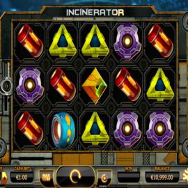 Incinerator Slot Review