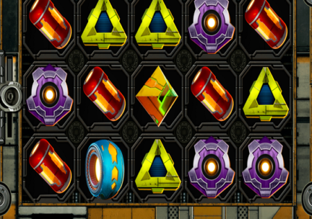 Incinerator Slot Game by Yggdrasil
