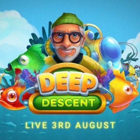 Relax Gaming promises sunken treasure in Deep Descent