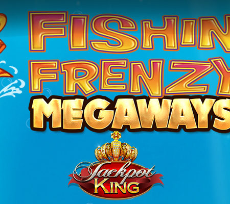 Blueprint's Jackpot King reels in a big catch with Fishin' Frenzy Megaways™ entry