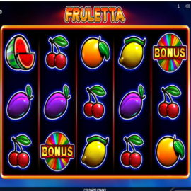 Fruletta Slot Game Review