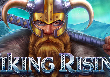 """EGT Interactive Introduces its Latest Video Slot """"Viking Rising"""""""