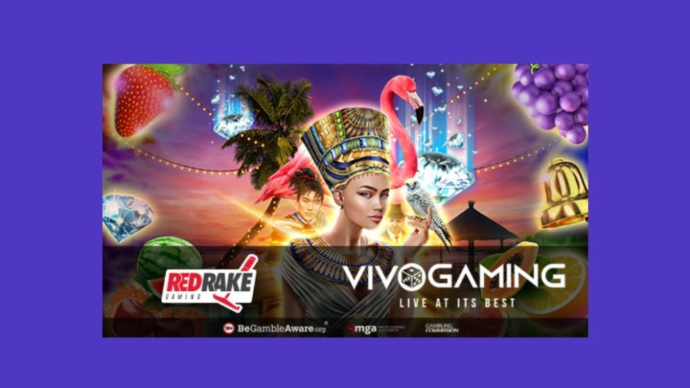 Vivo Gaming strikes Red Rake deal