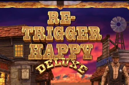 REALISTIC GAMES GOES ALL GUNS BLAZING WITH RE-TRIGGER HAPPY® DELUXE