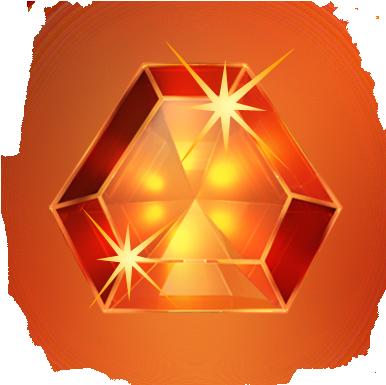 Orange Gem Starburst XXXtreme slot