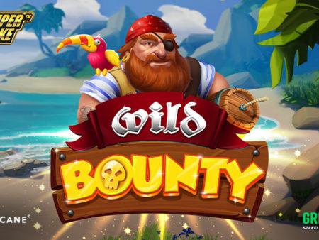 Ahoy! Stakelogic & Hurricane Games launch Wild Bounty