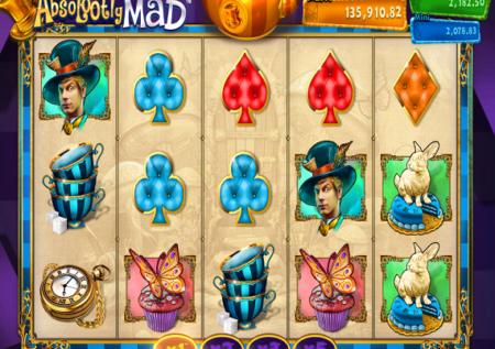 Absolootly Mad: Mega Moolah Slot Review