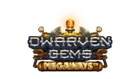 Mine for big wins in Dwarven Gems Megaways™