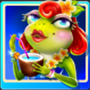 Aloha King Elvis slot Frog Lady symbol