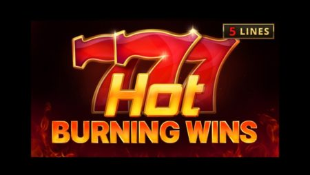 Playson unveils a classic with Hot Burning Wins