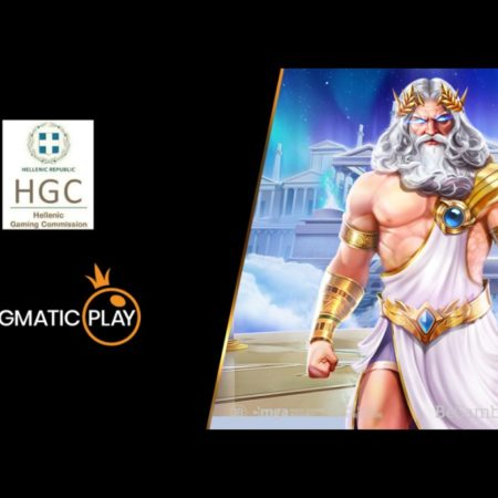 PRAGMATIC PLAY TAKES A CRUCIAL STEP IN THE GREEK MARKET BY BEING GRANTED AN A1 SUPPLIER LICENSE