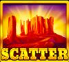 Wolf Gold slot game scatter symbol