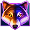 Wolf Gold slot game wild symbol