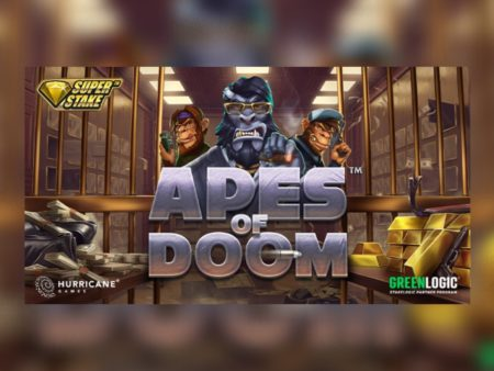 Swing into action with Stakelogic's Apes of Doom